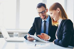 Referral opportunities for finance professionals