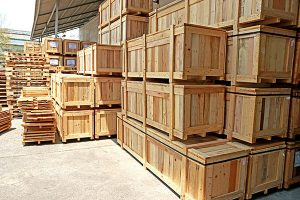 Factoring services for pallet companies