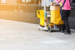 Janitorial Services Factoring